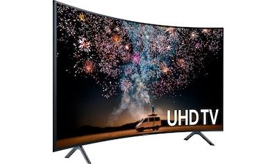Samsung UE49RU7379 Curved - LED - Fernseher (123 cm / (49 Zoll), 4K Ultra HD kaufen