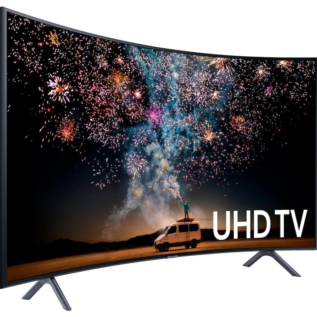 "Samsung Curved-LED-Fernseher »UE49RU7379U«, 123 cm/49 "", 4K Ultra HD"