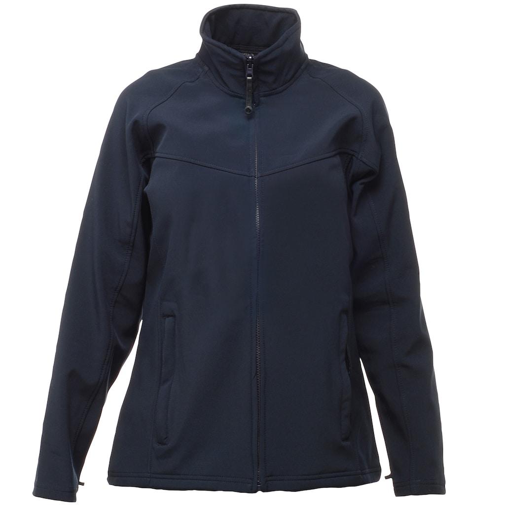 Regatta Softshelljacke »Uproar Damen Jacke / Softshell-Jacke«