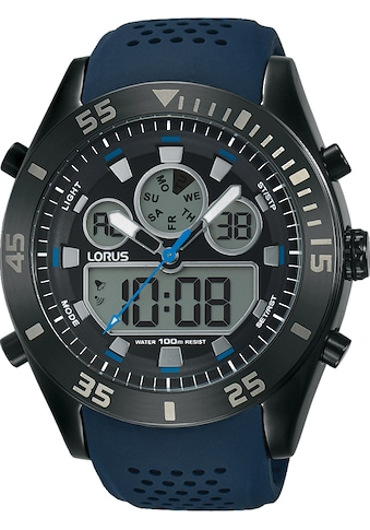 LORUS Chronograph »Lorus Sport Chronograph analog digital, R2337LX9« kaufen