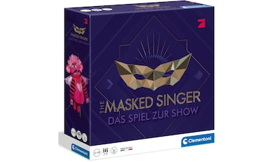 Clementoni® Spiel »The Masked Singer«, Made in Europe kaufen