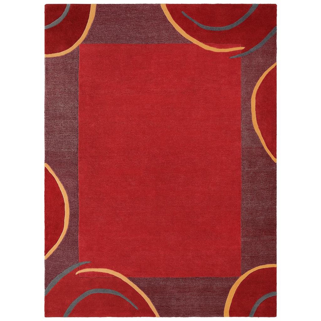 Wollteppich, »Bellary«, Theko Exklusiv, rechteckig, Höhe 13 mm, handgetuftet