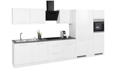 HELD MÖBEL Küchenzeile »Mito«, ohne E-Geräte, Breite 390 cm kaufen