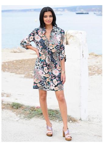 Alba Moda Strandkleid in Hemdblusenform kaufen