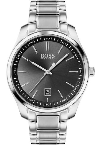 Boss Quarzuhr »CIRCUIT, 1513730« kaufen