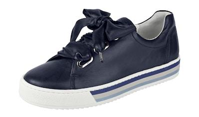 Sneaker mit breiten Schnürsenkeln kaufen