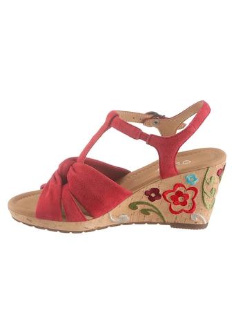 Gabor Sandalette mit verstellbarer Schließe kaufen
