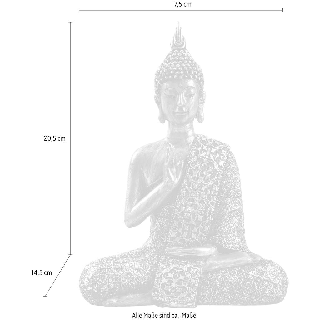 pajoma Buddhafigur »Paduma«, sitzend