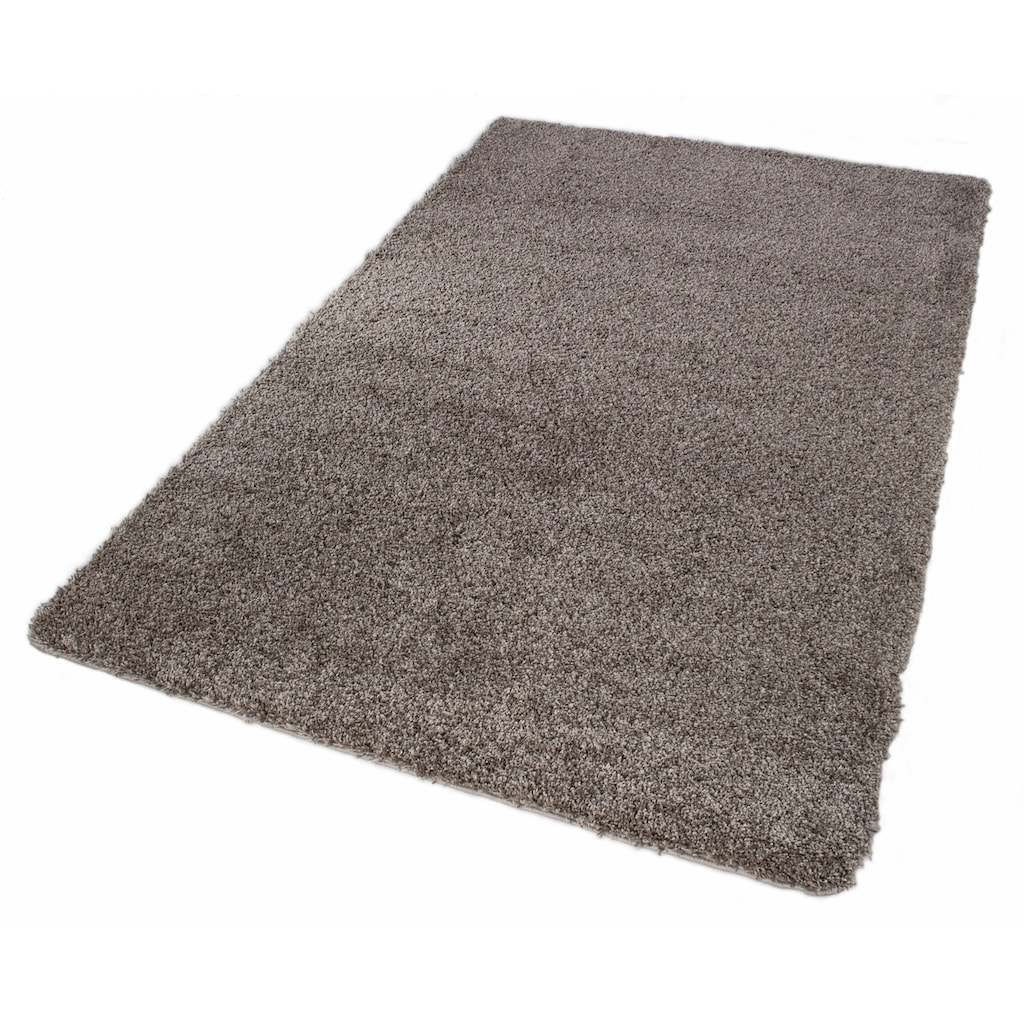 LUXOR living Hochflor-Teppich »Liverpool«, rechteckig, 32 mm Höhe
