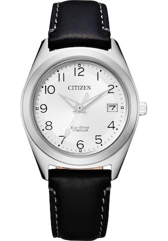 Citizen Titanuhr »Super Titanium, FE6150 - 18A« kaufen