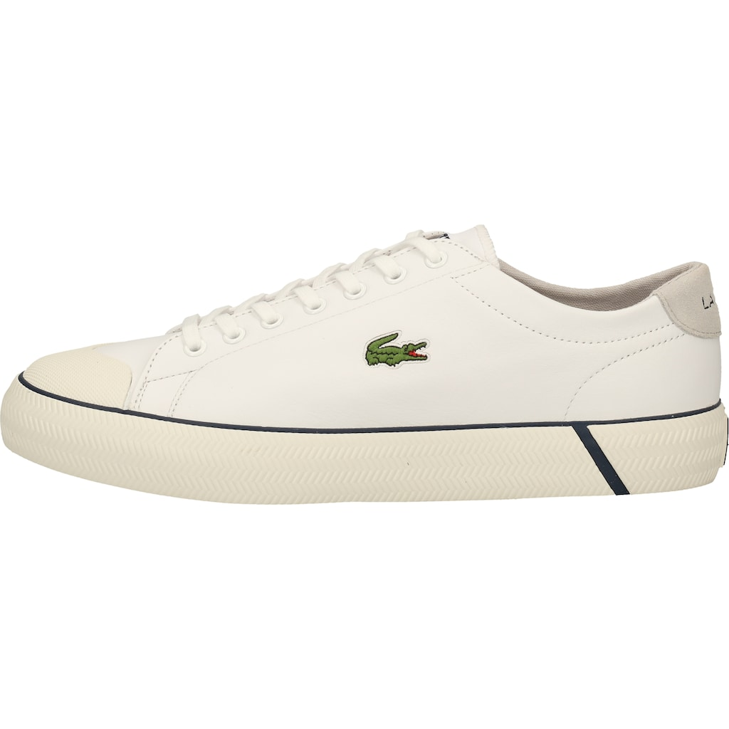 Lacoste Sneaker »Nappaleder«