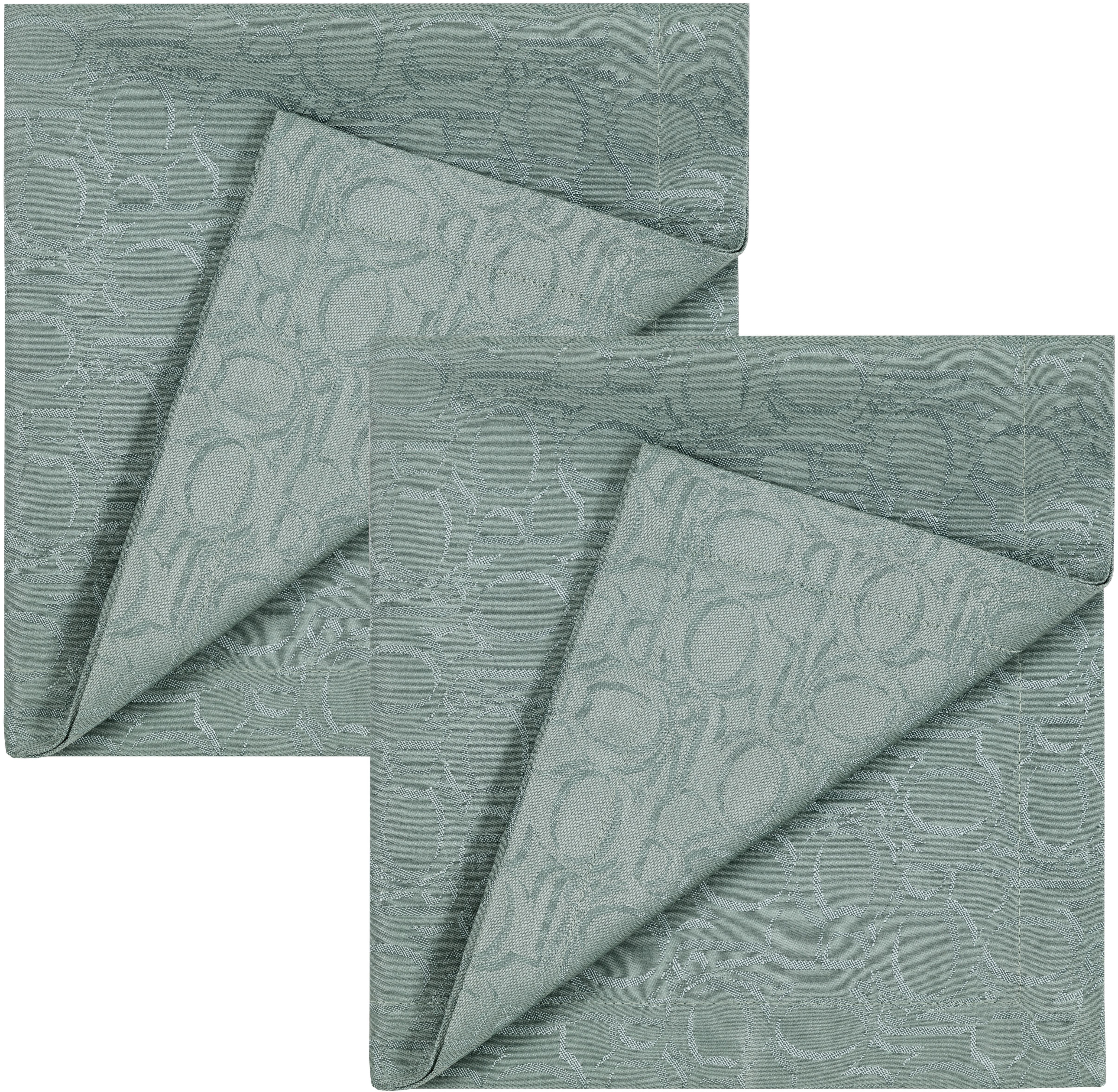 Joop Stoffserviette ORNAMENT, Aus Jacquard-Gewebe gefertigt mit ornamentale günstig online kaufen
