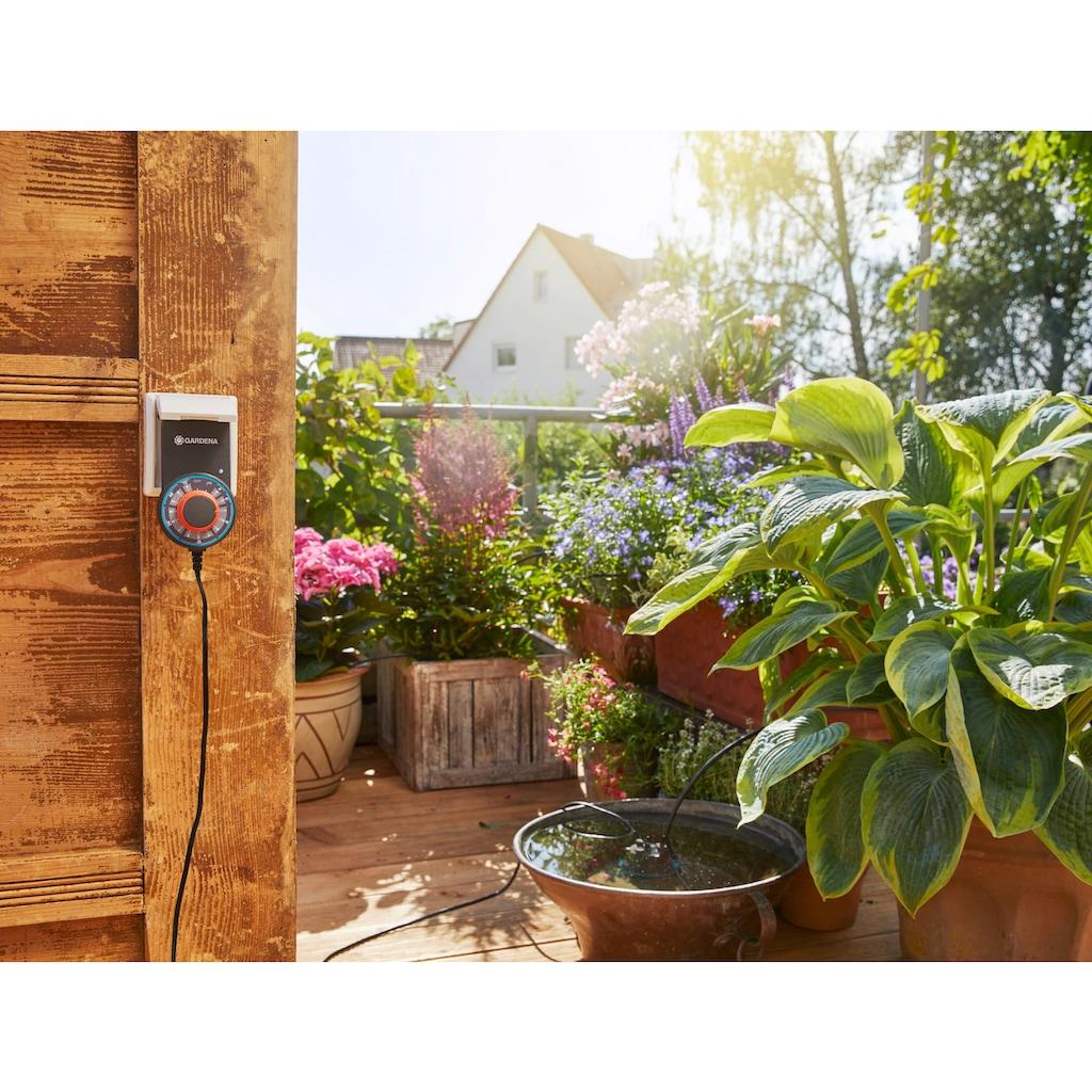 GARDENA Bewässerungssystem »city gardening, 01407-20«