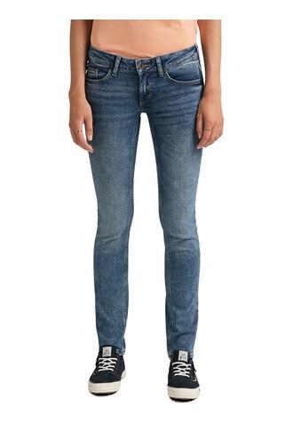 MUSTANG 5-Pocket-Jeans »Gina Skinny«, Used-Design kaufen