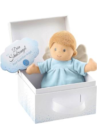 Sterntaler® Spieluhr »Schutzengel L, blau« kaufen