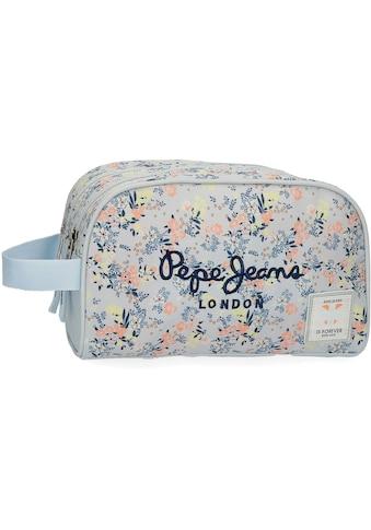 Pepe Jeans Kosmetiktasche »Malila, blau« kaufen