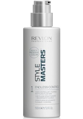 REVLON PROFESSIONAL Haarwachs »Style Masters Endless Control«, flüssige Textur kaufen