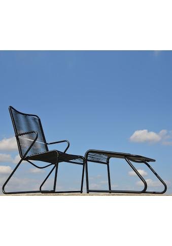 jankurtz Hocker »fiam lido«, im Retro-Look kaufen
