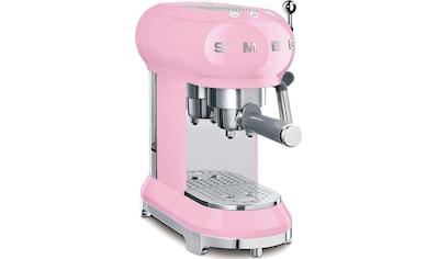 Smeg Espressomaschine ECF01PKEU kaufen