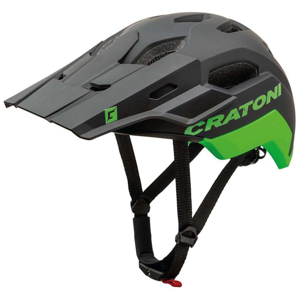 Cratoni Mountainbikehelm »MTB-Fahrradhelm C-MANIAC 2.0 Trail«