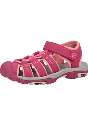 Richter Sandale »Lederimitat/Textil« kaufen