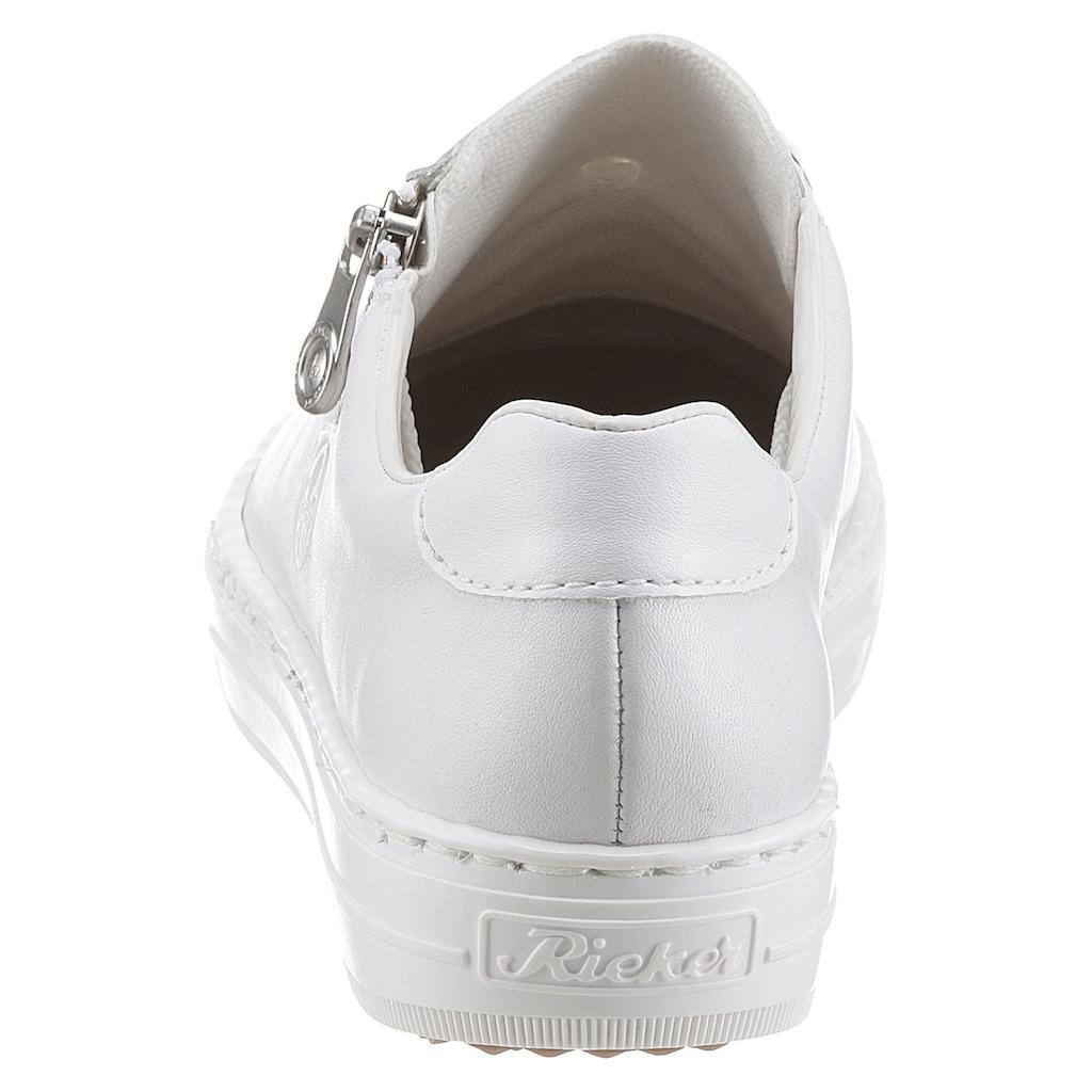 Rieker Sneaker, in klassischer Optik