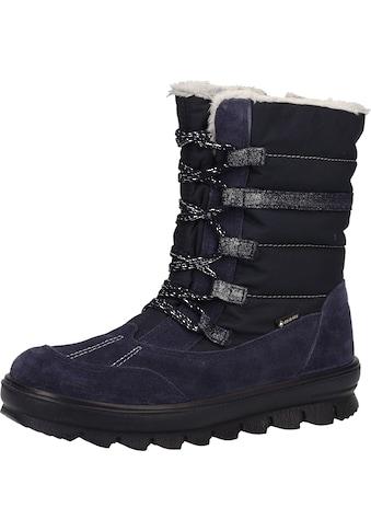 Superfit Stiefel »Veloursleder/Textil« kaufen