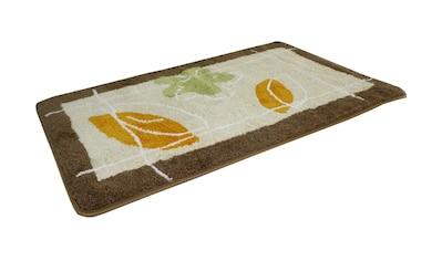 Badematte »Gesves«, KiNZLER, Höhe 20 mm, rutschhemmend beschichtet, fußbodenheizungsgeeignet kaufen