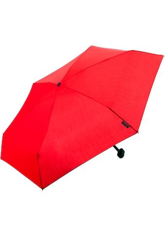 Euroschirm Taschenregenschirm »Dainty, rot« kaufen