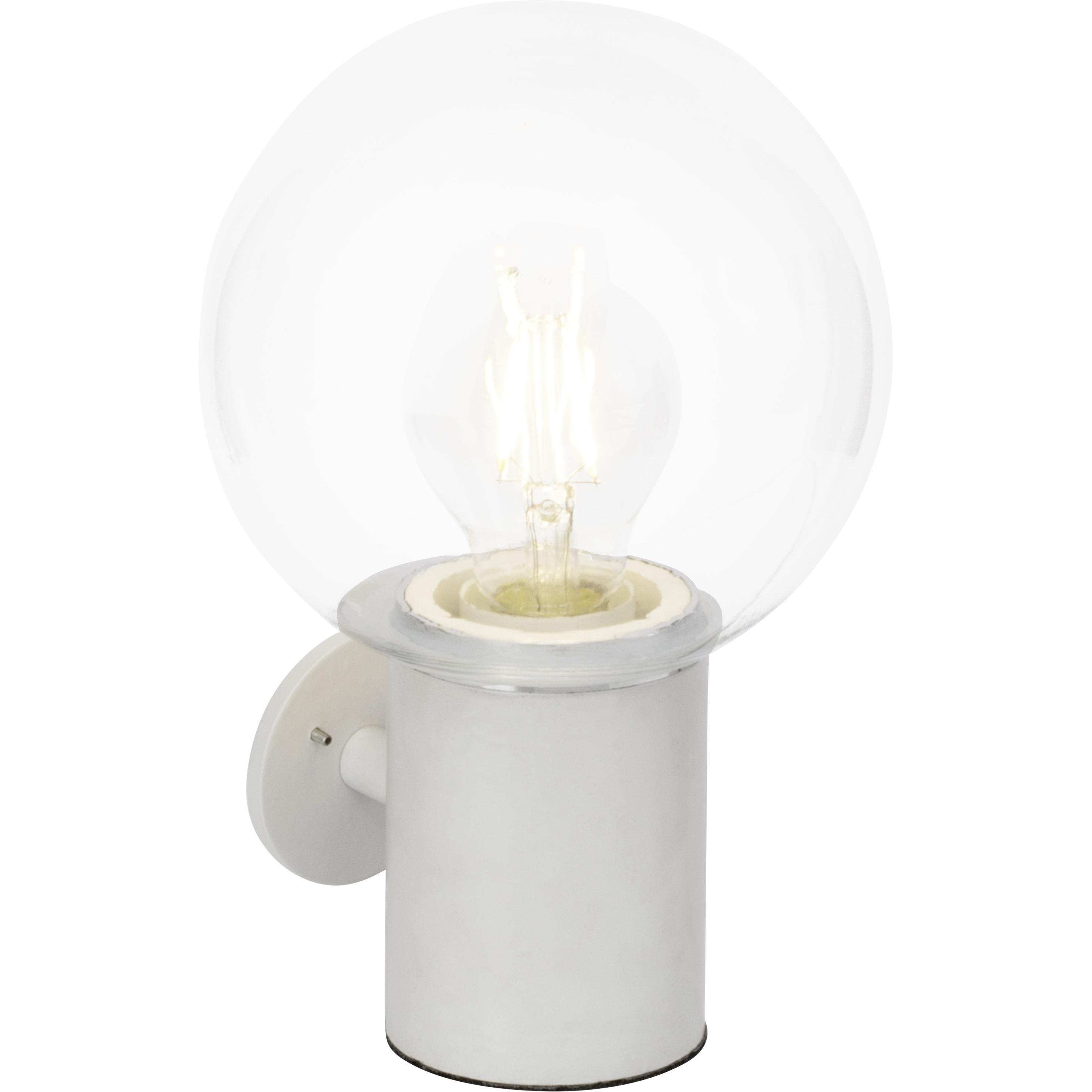 Brilliant Leuchten Dot Tischleuchte weiß