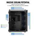 Corsair PC-Gehäuse »680X RGB Midi Tower«
