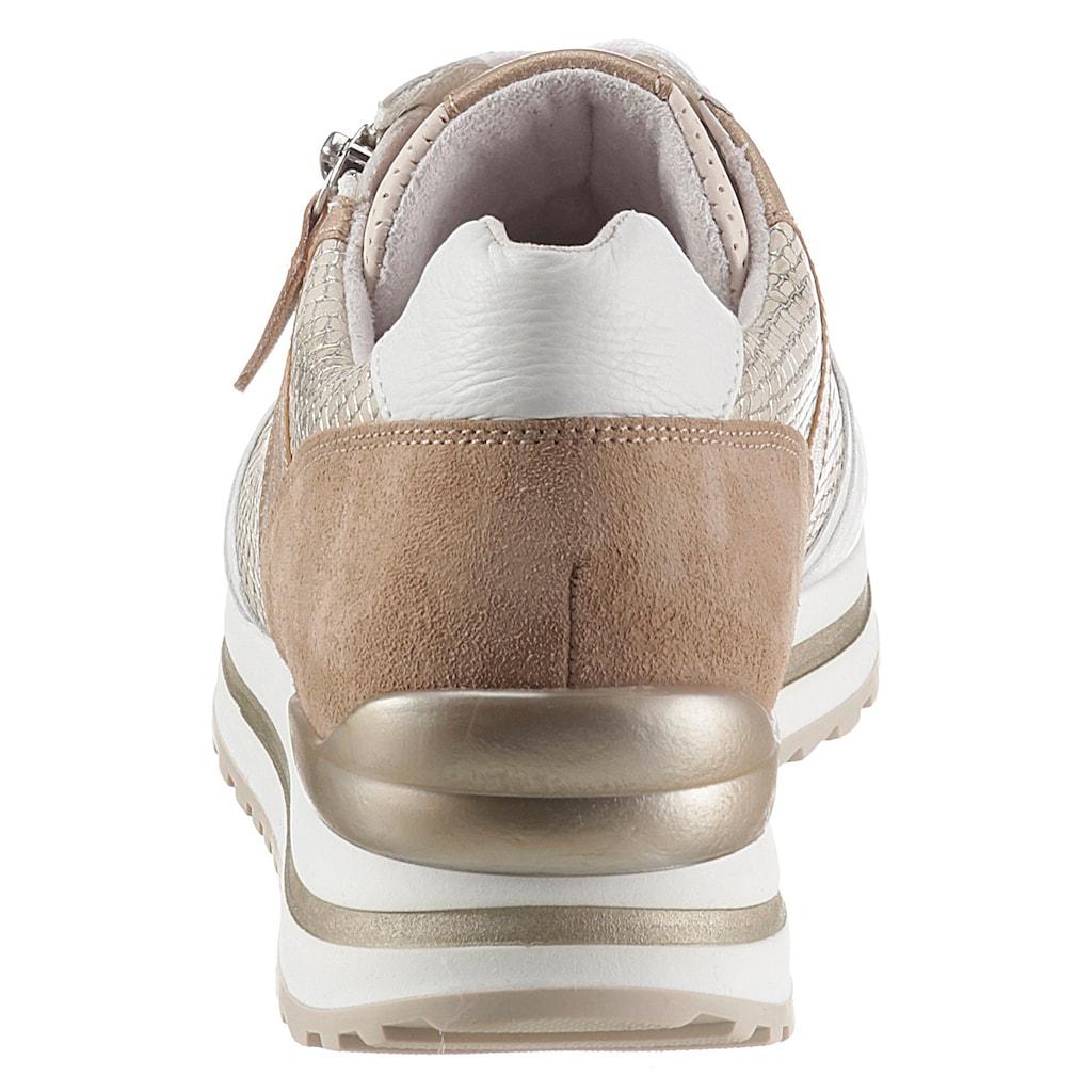 Gabor Keilsneaker »TURIN«, in zarter Farbharmonie