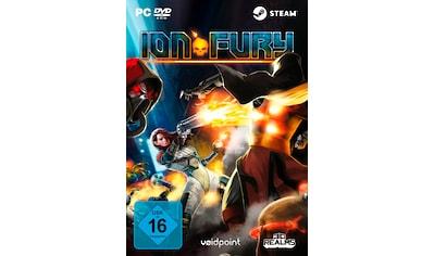 Ion Fury PC kaufen
