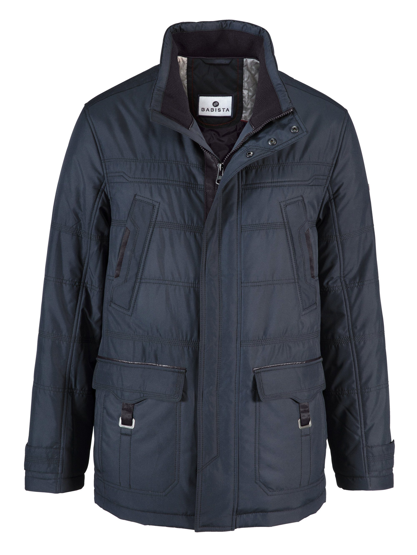 Babista Jacke auch in Kurzgrößen | Bekleidung > Jacken > Sonstige Jacken | Blau | Polyester | BABISTA
