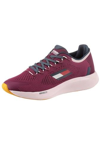 Tommy Hilfiger Sport Keilsneaker »TS ELITE RACER WOMEN 2«, mit Kontrast Details kaufen