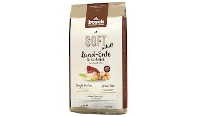 Bosch Petfood Trockenfutter »Soft Ente und Kartoffel«, (1), 12,5 kg kaufen