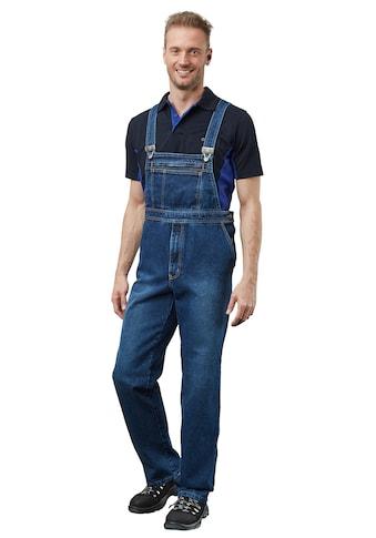 PIONIER WORKWEAR Jeans Latzhose stone-washed kaufen