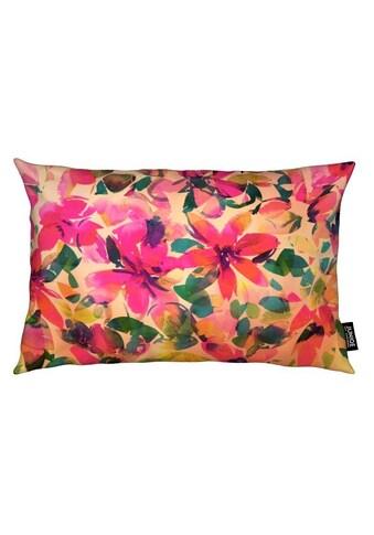 Dekokissen, »Helena Floral«, Juniqe kaufen