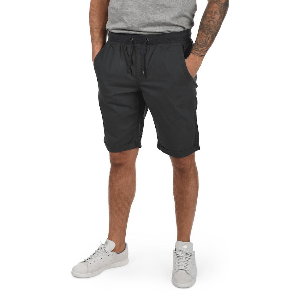 Blend Chinoshorts »Claude«, kurze Hose mit farblich abgesetztem, elastischen Hüftbund