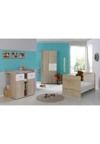 BMG Babyzimmer - Komplettset »Maxim« (Set, 3 - tlg) kaufen