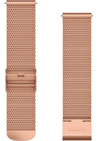 Garmin Ersatz - /Wechselarmband »Schnellwechsel - Metal - Armband 20mm« kaufen