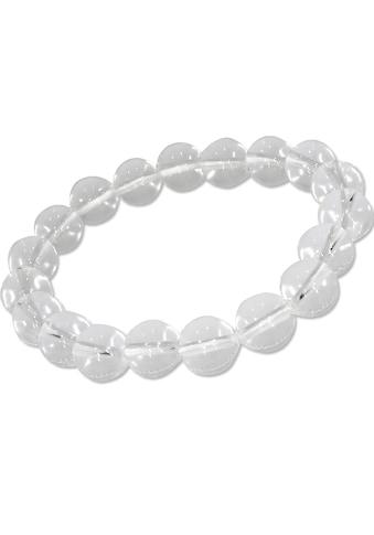 Adelia´s Armband »Bergkristall Armband transparent«, Bergkristall transparent 19 cm kaufen