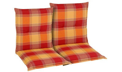 Go - De Sesselauflage, (2er Set), (L/B): ca. 100x50 cm kaufen