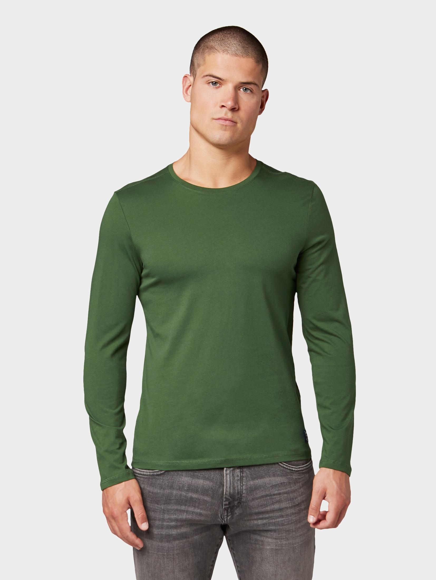 tom tailor -  Langarmshirt Langarmshirt mit Print