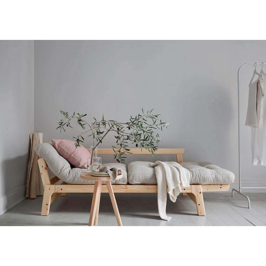 Karup Design Schlafsofa »Step«, inkl. Futonmatratzen, Bezugsqualität 1