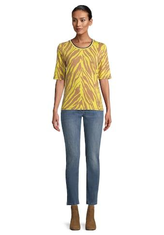 Betty Barclay Print-Shirt »mit Rippbündchen« kaufen