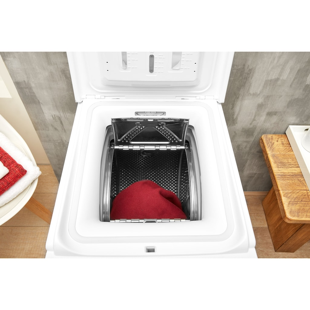 Privileg Waschmaschine Toplader PWT D61253P