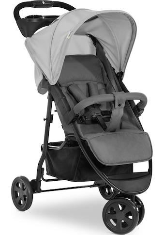 Hauck Dreirad-Kinderwagen »Citi Neo 3, grey«, 22 kg, mit schwenk- und feststellbarem Vorderrad kaufen