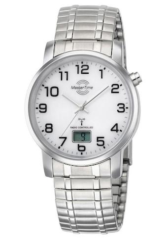 MASTER TIME Funkuhr »MTGA - 10306 - 12M« kaufen