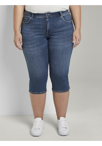 TOM TAILOR MY TRUE ME Caprijeans »Slim Fit Capri Jeans« kaufen